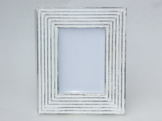 White Washed Picture Frame Gallery - origami instructions easy for kids