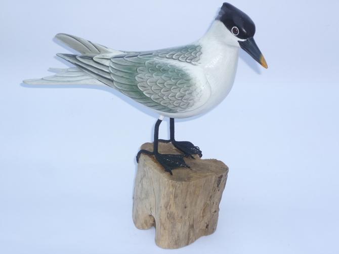 Tern Statue
