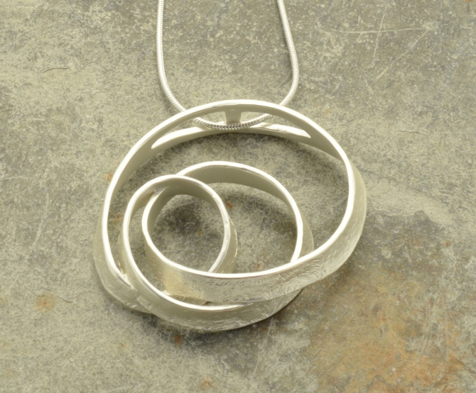 Whirl Necklace