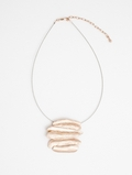 Silver or Rose Gold Layer Necklace